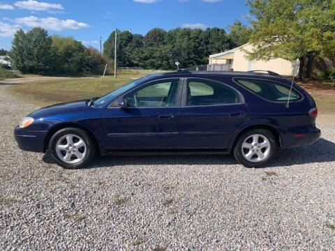 2000 Ford Taurus for sale at MEEK MOTORS in North Chesterfield VA