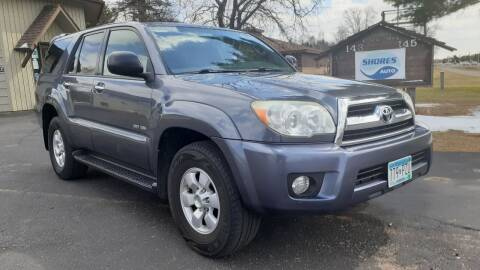 2007 Toyota 4Runner for sale at Shores Auto in Lakeland Shores MN