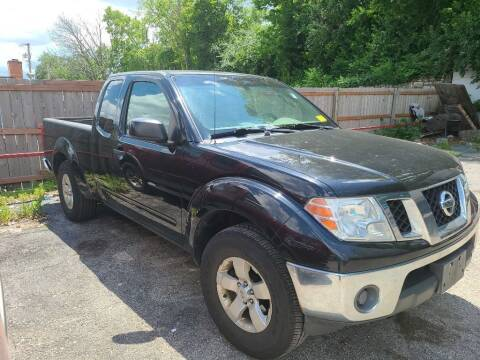 2010 Nissan Frontier for sale at SMD Auto Sales in Kansas City MO