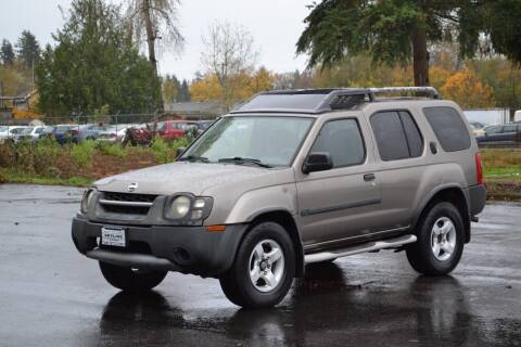 2004 Nissan Xterra for sale at Skyline Motors Auto Sales in Tacoma WA