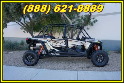 2021 Polaris RZR XP 4 for sale at AZautorv.com in Mesa AZ