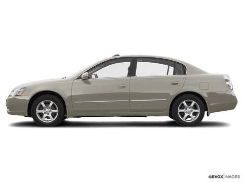 2005 Nissan Altima for sale at CHAPARRAL USED CARS in Piney Flats TN