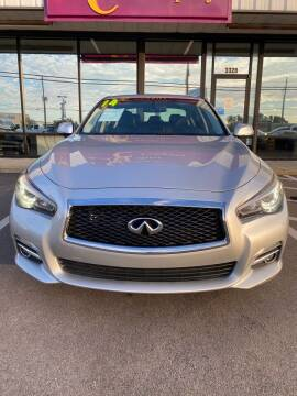 2014 Infiniti Q50 for sale at East Carolina Auto Exchange in Greenville NC