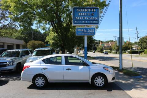 2015 Nissan Versa for sale at North Hills Motors in Raleigh NC
