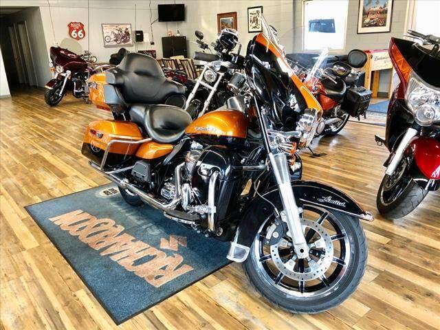2014 Harley-Davidson FLHTK for sale at Richardson Sales & Service in Highland IN