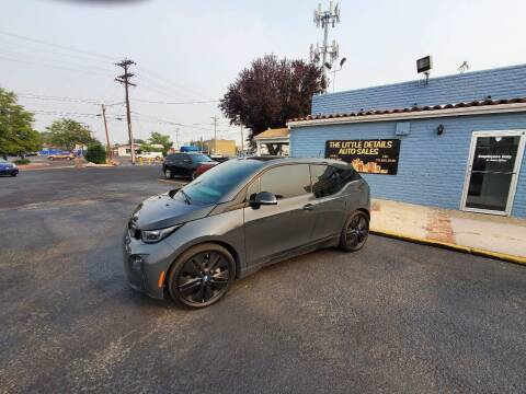2015 BMW i3 for sale at The Little Details Auto Sales in Reno NV