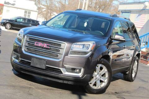 2015 GMC Acadia for sale at Dynamics Auto Sale in Highland IN