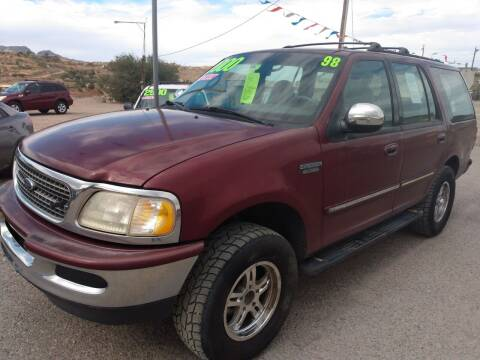1998 Ford Expedition for sale at Hilltop Motors in Globe AZ