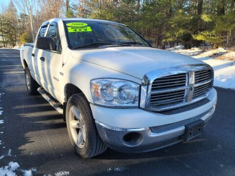 2008 Dodge Ram Pickup 1500 for sale at Showcase Auto & Truck in Swansea MA