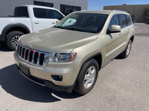 2011 Jeep Grand Cherokee for sale at Legend Auto Sales in El Paso TX