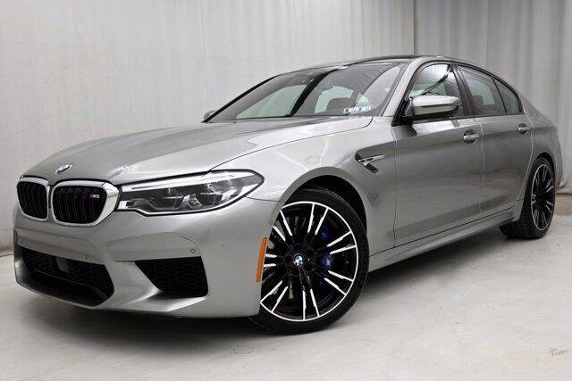 2018 BMW M5 for sale in Huntingdon Valley, PA