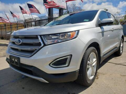 2018 Ford Edge for sale at Gus's Used Auto Sales in Detroit MI