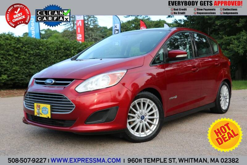2013 Ford C-MAX Hybrid for sale in Whitman, MA