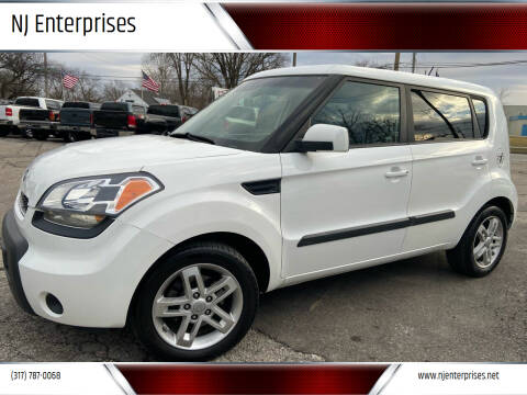 2011 Kia Soul for sale at NJ Enterprises in Indianapolis IN