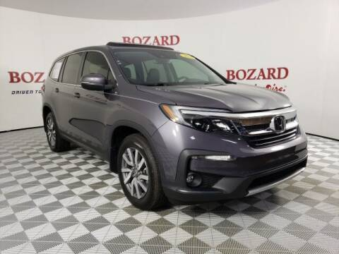 2020 Honda Pilot for sale at BOZARD FORD in Saint Augustine FL