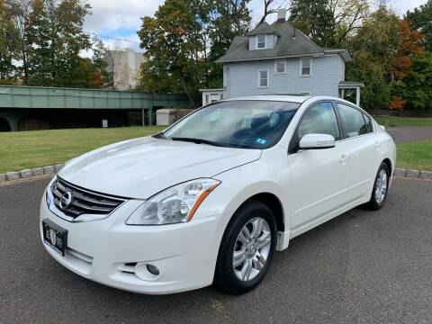2010 Nissan Altima for sale at Mula Auto Group in Somerville NJ