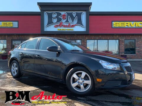 2014 Chevrolet Cruze for sale at B & M Auto Sales Inc. in Oak Forest IL