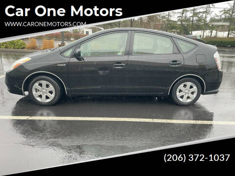 2006 Toyota Prius for sale at Car One Motors in Seattle WA