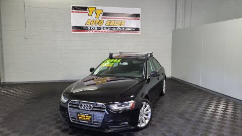 2013 Audi A4 for sale at TT Auto Sales LLC. in Boise ID