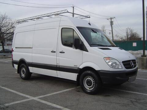 2011 Mercedes-Benz Sprinter Cargo for sale at Reliable Car-N-Care in Staten Island NY