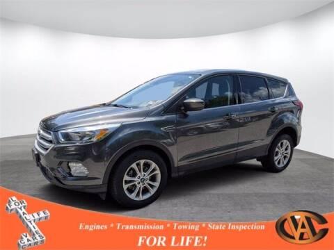 2019 Ford Escape for sale at VA Cars Inc in Richmond VA