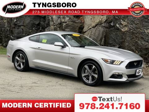 2016 Ford Mustang for sale at Modern Auto Sales in Tyngsboro MA