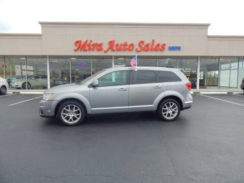 2015 Dodge Journey for sale at Mira Auto Sales in Dayton OH