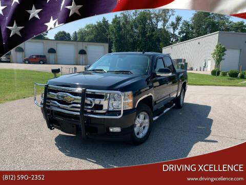 2011 Chevrolet Silverado 1500 for sale at Driving Xcellence in Jeffersonville IN