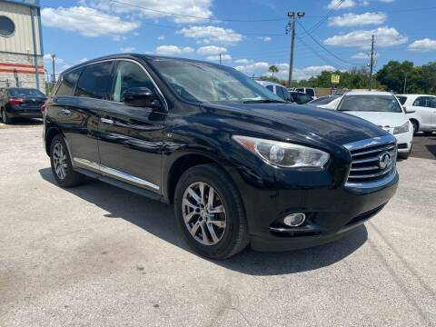 2014 Infiniti QX60 for sale at Marvin Motors in Kissimmee FL