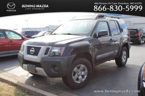 2012 Nissan Xterra for sale at Bening Mazda in Cape Girardeau MO