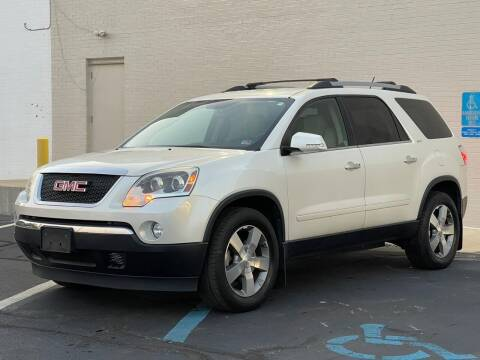 2011 GMC Acadia for sale at Carland Auto Sales INC. in Portsmouth VA