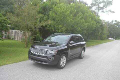 2014 Jeep Compass for sale at Car Bazaar in Pensacola FL