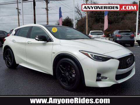 2018 Infiniti QX30 for sale at ANYONERIDES.COM in Kingsville MD