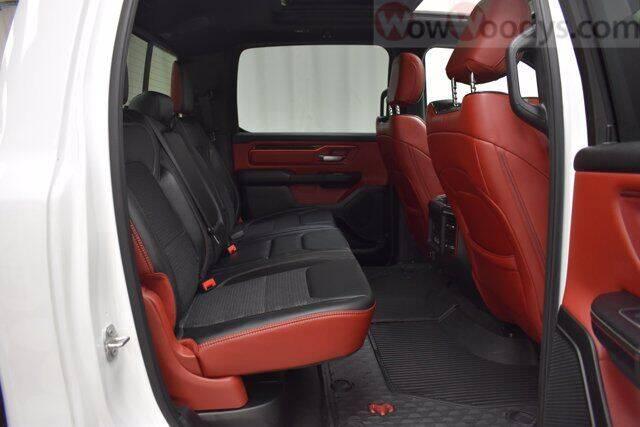 2019 RAM Ram Pickup 1500 4x4 Rebel 4dr Crew Cab 5.6 ft. SB Pickup - Chillicothe MO