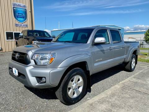 2015 Toyota Tacoma for sale at STILLBUILT MOTORSPORTS in Anacortes WA