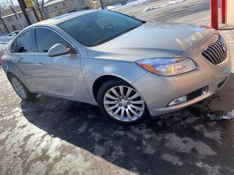 2011 Buick Regal for sale at Square Business Automotive in Milwaukee WI