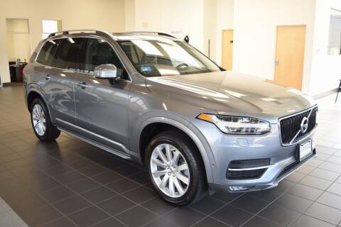 2016 Volvo XC90 for sale at BMW OF NEWPORT in Middletown RI