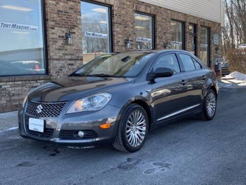 2010 Suzuki Kizashi for sale at The King of Credit in Clifton Park NY