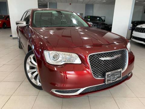 2018 Chrysler 300 for sale at Auto Mall of Springfield in Springfield IL