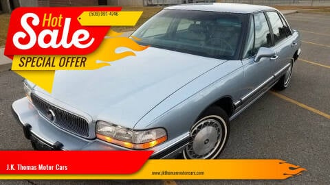 1995 Buick LeSabre for sale at J.K. Thomas Motor Cars in Spokane Valley WA