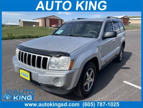 2006 Jeep Grand Cherokee for sale at Auto King in Rapid City SD