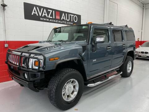 2005 HUMMER H2 for sale at AVAZI AUTO GROUP LLC in Gaithersburg MD