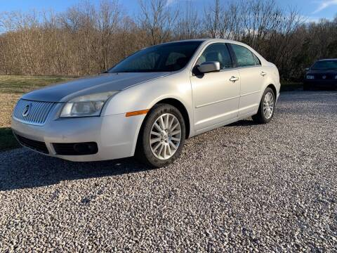 2006 Mercury Milan for sale at 64 Auto Sales in Georgetown IN