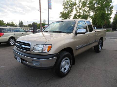 2002 Toyota Tundra for sale at KAS Auto Sales in Sacramento CA