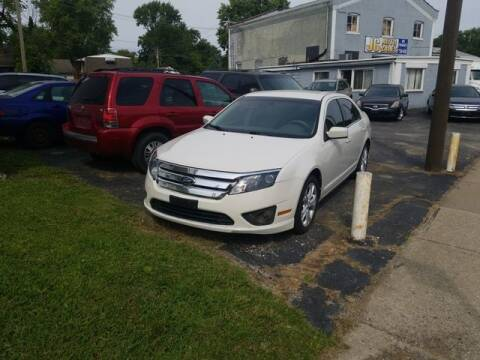 2012 Ford Fusion for sale at JC Auto Sales in Belleville IL
