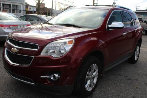 2011 Chevrolet Equinox for sale at Grasso's Auto Sales in Providence RI