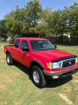 2003 Toyota Tacoma for sale at Carzready in San Antonio TX