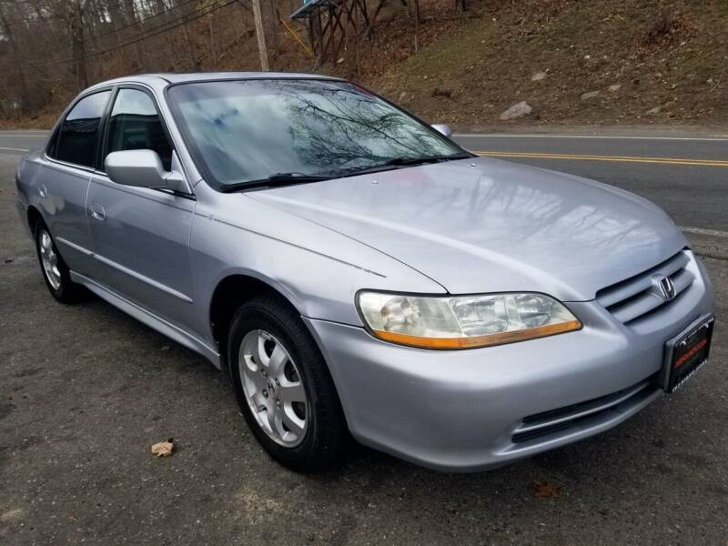 2002 Honda Accord for sale at Bloomingdale Auto Group in Bloomingdale NJ