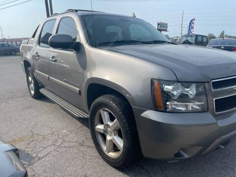 2007 Chevrolet Avalanche for sale at STL Automotive Group in O'Fallon MO