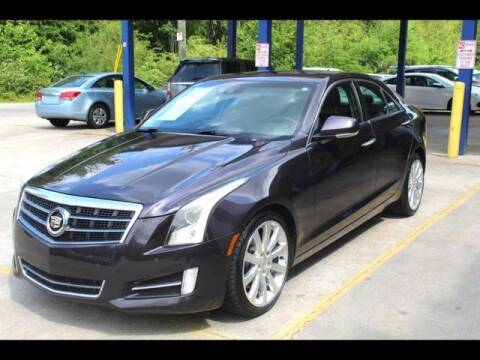 2014 Cadillac ATS for sale at Inline Auto Sales in Fuquay Varina NC